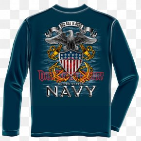 T-shirt - United States Naval Academy T-shirt United States Navy Seabee Military PNG