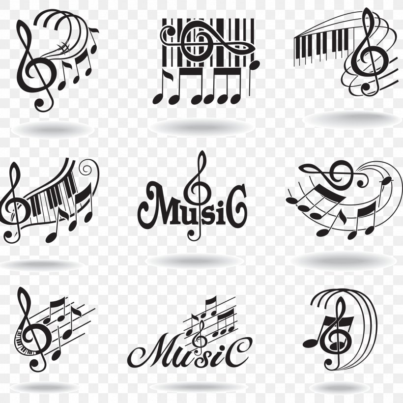 Musical Note Visual Design Elements And Principles, PNG, 1920x1920px, Watercolor, Cartoon, Flower, Frame, Heart Download Free