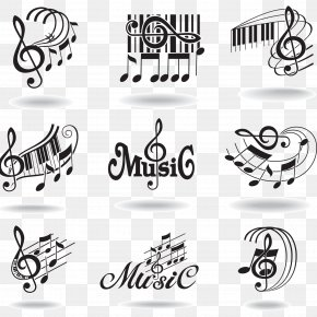 Musical Note - Musical Note Visual Design Elements And Principles PNG