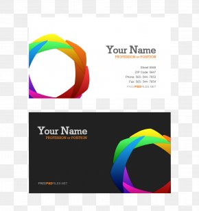 Business Card - Business Card Template Visiting Card PNG
