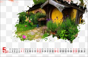 May Calendar - Calendar Computer File PNG