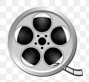 Camera Images Free - Film Reel Clip Art PNG