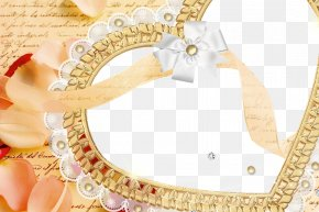 Wedding Photoshop Background - Picture Frames Clip Art PNG