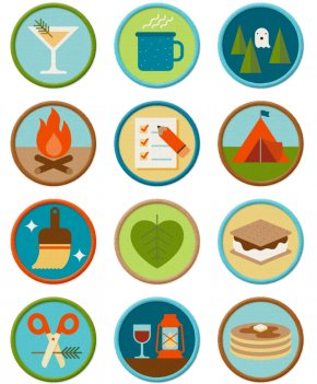 Merit Badge Cliparts - Merit Badge Scouting Boy Scouts Of America New Birth Of Freedom Council Clip Art PNG
