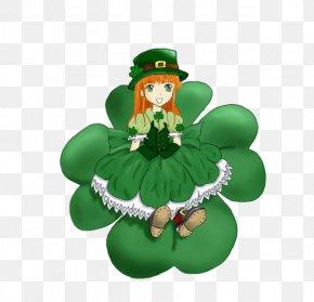 Saint Patrick's Day - Saint Patrick's Day Shamrock Gfycat PNG