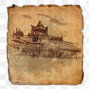 Treasure - The Elder Scrolls Online Oblivion The Elder Scrolls II: Daggerfall Cyrodiil Treasure Map PNG