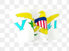 Vi Flag - Flag Of The British Virgin Islands Flag Of The United States Virgin Islands PNG