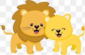 Lion - Lion Safari Park Clip Art PNG