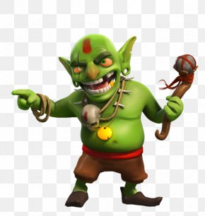 Clash Of Clans - Clash Of Clans Clash Royale Goblin Barbarian Single-player Video Game PNG
