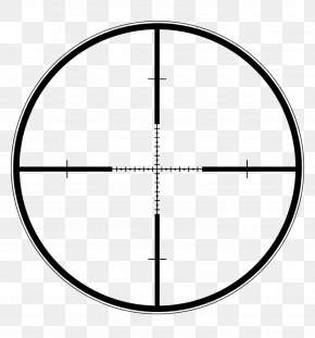 Photography Template Download - Military Telescopic Sight Reticle Absehen Optics PNG