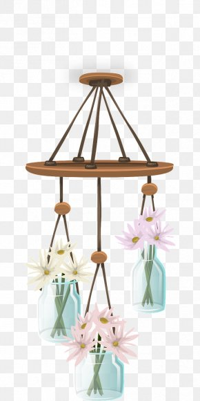 Wind - Wind Chime Illustration PNG