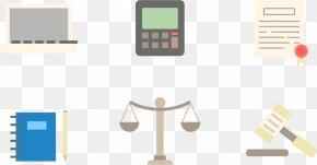 Vector Calculator Law - Euclidean Vector Icon PNG