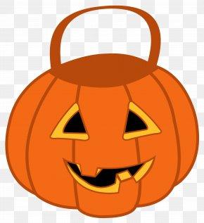 Scary Pumpkin Lantern PNG Clipart Image - Jack-o'-lantern Halloween Jack Skellington Pumpkin Clip Art PNG