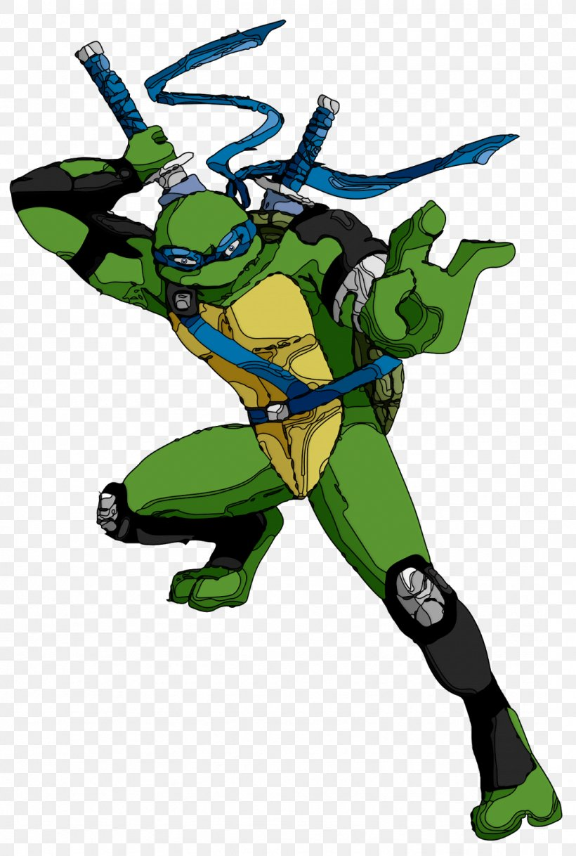 Leonardo Venus Teenage Mutant Ninja Turtles Fast Forward Png
