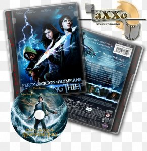Percy Jackson The Olympians - The Lightning Thief Percy Jackson & The Olympians Action & Toy Figures Technology DVD PNG
