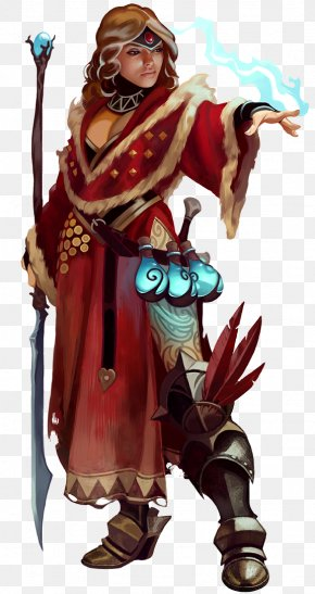 Rpg - Dungeons & Dragons Pathfinder Roleplaying Game D20 System Role-playing Game Sorcerer PNG