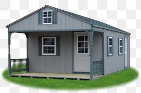 House - Shed Log Cabin House Cottage Building PNG