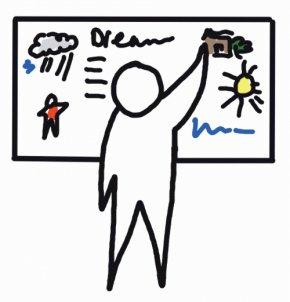Self-Determination Cliparts - Person Plan Free Content Clip Art PNG