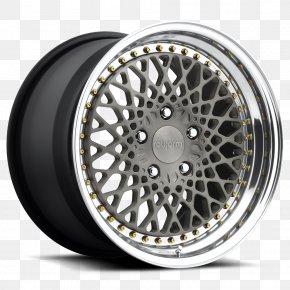 Car - Alloy Wheel Car Rotiform, LLC. Tire Rim PNG