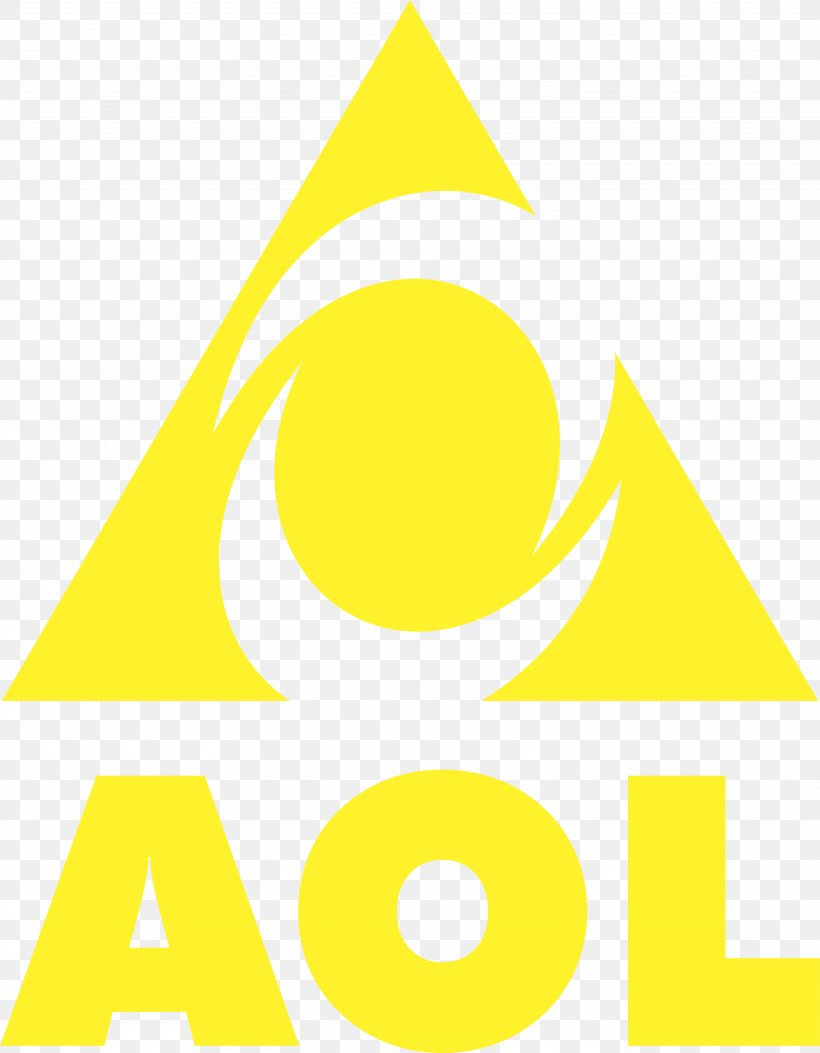 logo aol aim instant messaging png 3890x5000px logo aim aol area brand download free favpng com