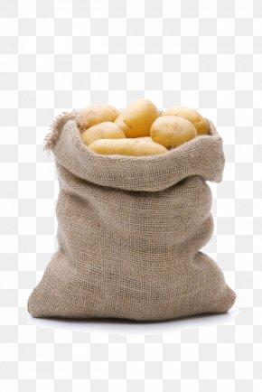 A Sack Of Potatoes - Potato Bag Gunny Sack Jute Cereal PNG