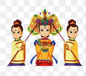 Queen Mother - Sun Wukong Queen Mother Of The West Tale Of King Mu, Son Of Heaven U87e0u6843u4f1a Jade Emperor PNG