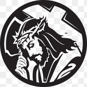Christ - Christian Cross Drawing Crucifixion Of Jesus Clip Art PNG