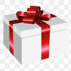 Present - Gift Decorative Box Clip Art PNG