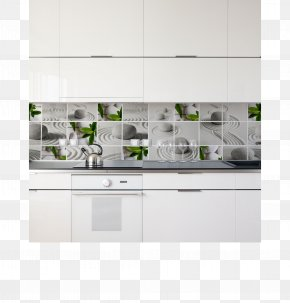Kitchen - Tile Home Appliance Kitchen Interior Design Services PNG