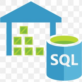 Perspective Clipart - Microsoft Azure SQL Database Data Warehouse PNG