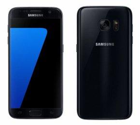 Samsung - Samsung GALAXY S7 Edge Smartphone LTE PNG