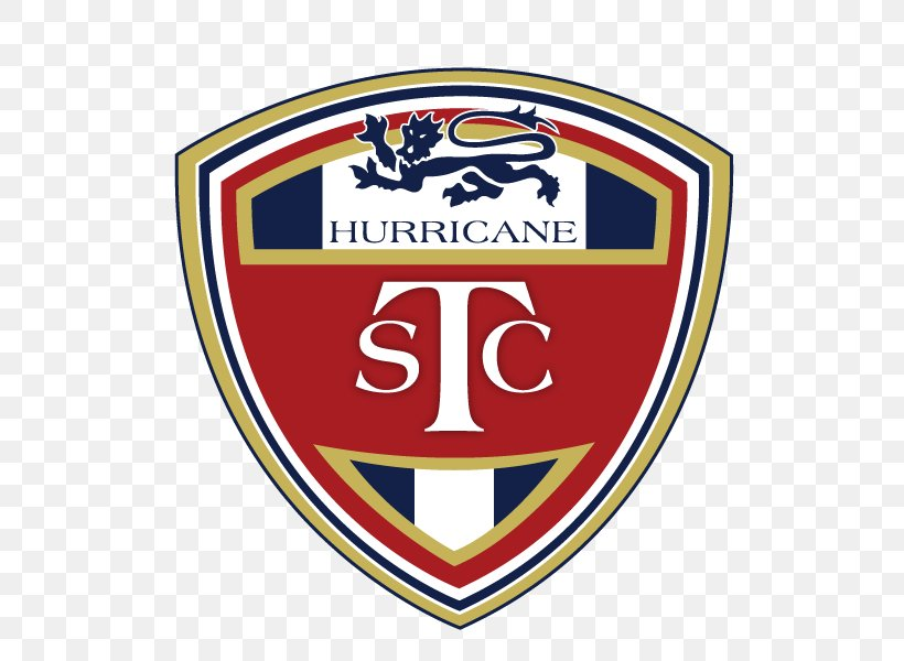 TSC Hurricane Football Coach Sports League Tropical Cyclone, PNG, 600x600px, Football, Area, Badge, Brand, Coach Download Free
