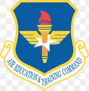 Trainingeducation - Randolph Air Force Base Joint Base San Antonio Air Education And Training Command Air University United States Air Force PNG