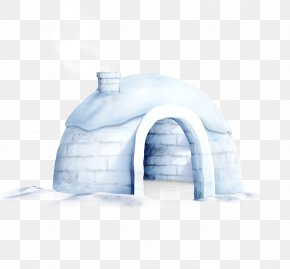 Snow Igloos - Snow Igloo Download PNG