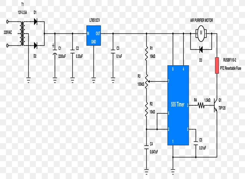 Resettable Fuse Electronic Symbol Electronics Wiring