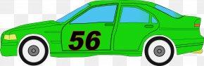 Race Car - Sports Car Clip Art: Transportation Clip Art PNG