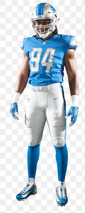 Uniform - Detroit Lions NFL Jersey Uniform American Football PNG