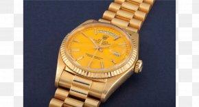 Watch - Rolex GMT Master II Watch Gold Rolex Day-Date PNG