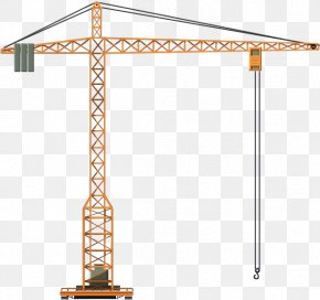 Crane Tower - Structure Pattern PNG