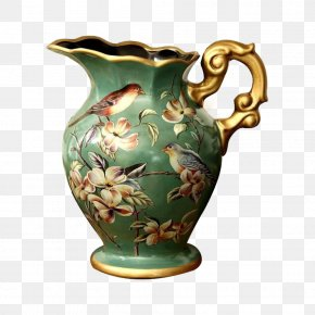 H - Vase Ceramic Decorative Arts PNG
