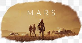 Season 2 Television Channel - National Geographic Television Show Mars PNG