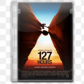 127 Hours - Dvd Brand Heat Poster PNG