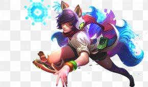 League Of Legends - League Of Legends Ahri Arcade Game Riot Games Electronic Sports PNG