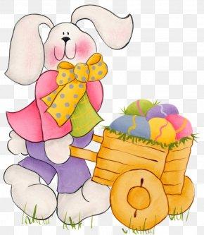 Easter - Easter Bunny Easter Egg Rabbit Symbol PNG