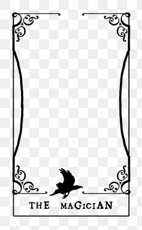 Pattern Cards - Morgan-Greer Tarot Playing Card The Moon The World PNG