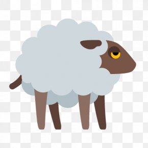 Sheep - Sheep Cattle Goat Livestock Icon PNG