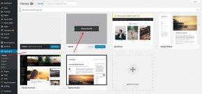 WordPress - WordPress Plug-in Installation User Interface PNG