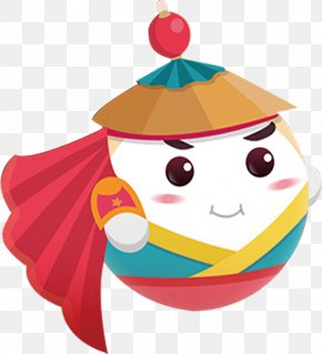 Cartoon Doll - Tangyuan Chinese New Year Lantern Festival Traditional Chinese Holidays PNG