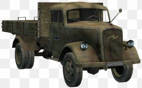 Opel - Call Of Duty: World At War Car Opel Calibra Van PNG