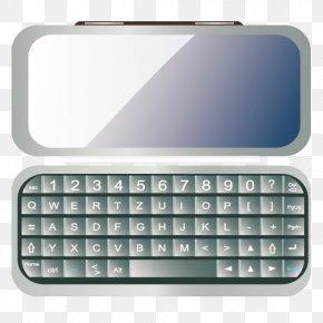 Vector Small Computer - Computer Keyboard Computer File PNG